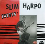 "Excello 10"" - ✦✦ SLIM HARPO ✦✦ ""Buzzin'"" (First 10"" Lp Slim Harpo Ever)"